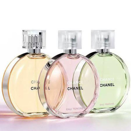 Chanel chance tendre~邂逅